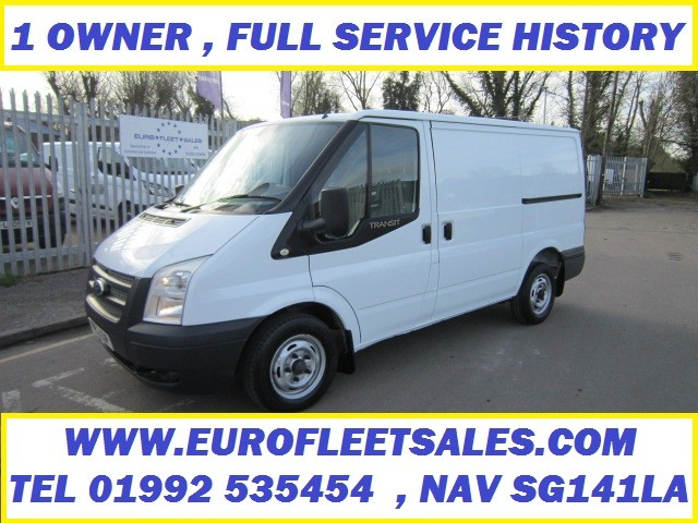 FORD TRANSIT T280 SWB 65000 WARRANTED MILES