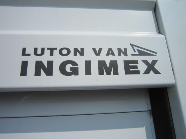 Peugeot Boxer Luton