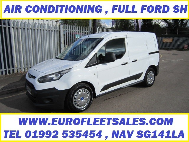 FORD CONNECT 65000 MILES , AIR CONDITIONING , FULL FORD SERVICE HISTORY