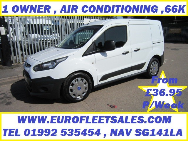 LN64RRU FORD CONNECT 1.6 AIR CONDITIONING
