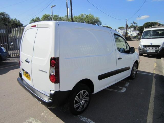 Peugeot Partner Professional