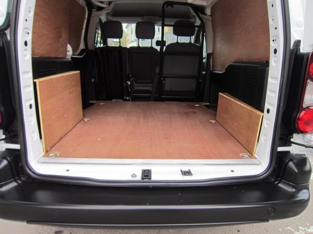 Citroen Berlingo LX 3 Seat