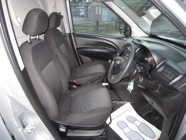 Vauxhall Combo L2 Sportive