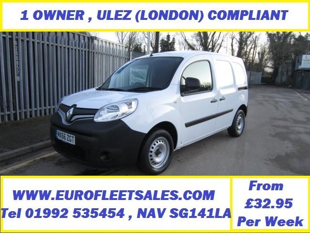 ULEZ COMPLIANT Renault Kangoo L1 Business
