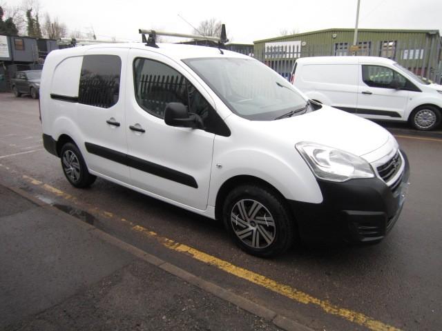 Peugeot Partner Crew Van