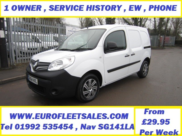 2014 Kangoo DCi ONLY 58000 Miles