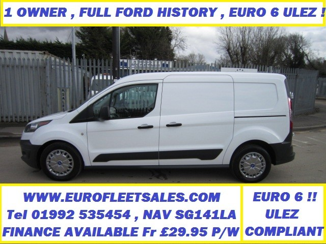 EURO 6 CONNECT LWB FROM £29.95 P/WK