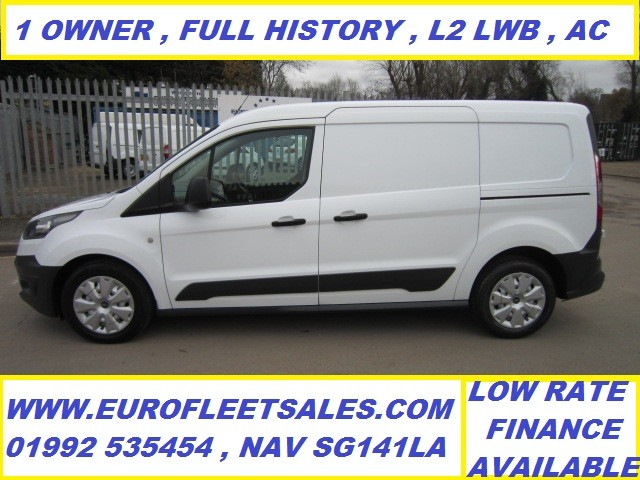 L2 LWB TRANSIT CONNECT 240 + AIR CONDITIONING