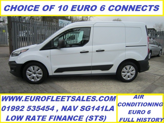 EURO 6 , FOR TRANSIT CONNECT + AIR CONDITIONING , KP17OTS