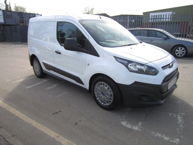 2017/17 TRANSIT CONNECT 77000 MILES + AIR CONDITIONING , EURO 6 !!