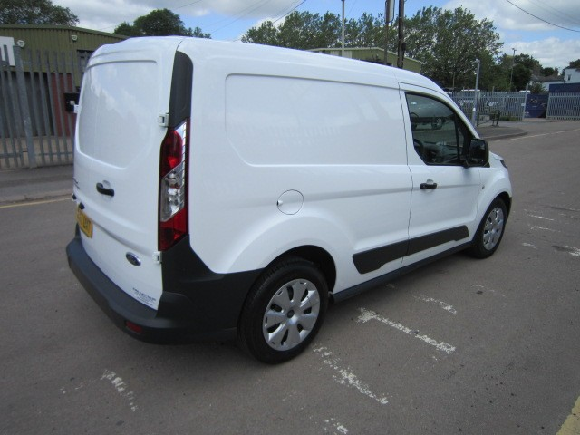 FORD TRANSIT CONNECT