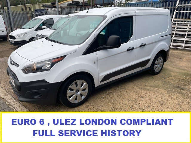 2018/67 EURO 6 FORD TRANSIT CONNECT L1